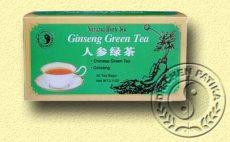 Ginseng és zöldtea keverék, filteres tea, Dr. Chen patika (20 db- os)