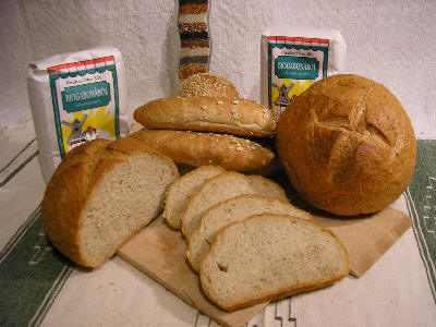 Hargitai rozsos kenyér, szeletelt, bio, Piszkei Öko (500g)