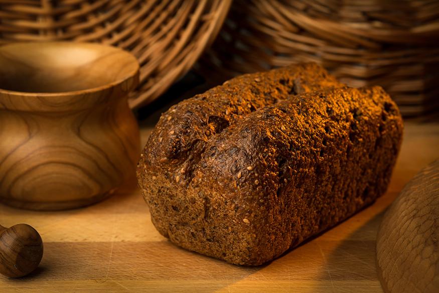 5 magos kenyér, szeletelt, bio, Piszke (300g)
