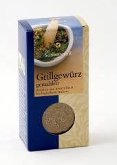 Grill fűszersó, bio, Sonnentor (100g)