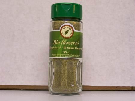 Himalája fűszersó 12 fajszi fűszerrel, szóróüvegben, bio, Bio Berta (95g)