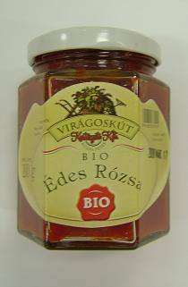 Édes Rózsa, bio, Virágoskút (200 g)