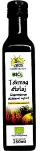 4 szűzolaj keverék (repce, olíva, napraforgó, pórsáfrány), bio, BioPress (500ml)