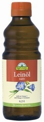 Lenmag olaj, bio, Rapunzel (250 ml)