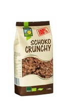 Étcsokoládés crunchy müzli, bio, Bohlsener Mühle (400g)