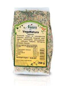 Natur vega mix fűszerkeverék, Eccofood (250 g)