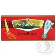 Ginseng Royal yelly ampulla, Dr. Chen patika (10*10ml)