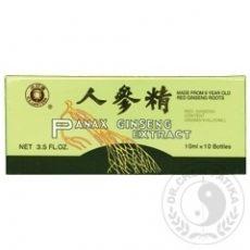 Panax ginseng ampulla, Dr. Chen patika (10*10ml)