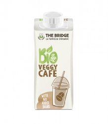 Veggy café - Mandulás és kávés rizsital, bio, The Bridge (200ml)