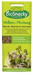 bioSnacky Wellness csíramag keverék, bio, Rapunzel (40g)