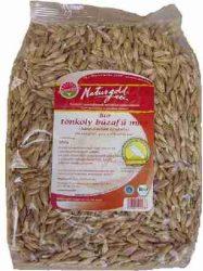 Tönköly búzafű mag, bio, Naturgold (500g)
