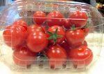 Koktél paradicsom, piros, kerek, bio (IT) (250g / doboz)
