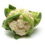 Karfiol, új termés, bio (DE)