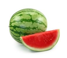 Görögdinnye, mini, magszegény, bio (ES) (4-5 kg/db)
