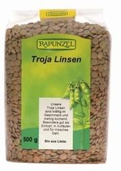 Trójai lencse, bio, Rapunzel (500 g)