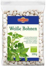 Fehér bab, bio, Morgenland (500g) - 2022/08/13.