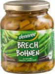 Zöldbab sós lében, bio, Dennree (340g)