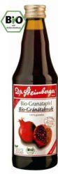 Gránátalmalé (100%), bio, Dr. Steinberger (330ml)