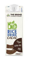 Rizs ital, csokis, bio, The Bridge