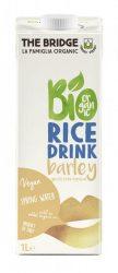 Rizs ital, pörkölt árpás, bio, The Bridge (1000 ml)