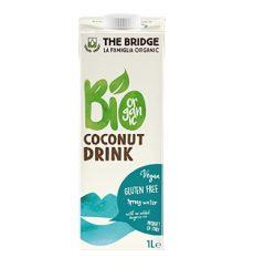 Kókusz ital, bio, The Bridge (1000ml)