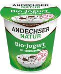 Joghurt, stracciatellás, bio, Andescher (150g)