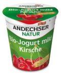 Gyümölcsjoghurt, cseresznyés, bio, Andechser (150g) - 2021/11/14.