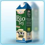 Tartós tej, 1,5%- os, dobozos, bio, Zöld Farm (1 l)