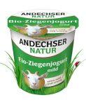Kecskejoghurt, natúr, bio, Andescher (125g)