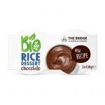 Kakaós rizsdesszert, bio, The Bridge (4*110g)