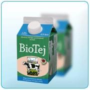 Friss tej, 1,5%- os, dobozos, bio, Zöld Farm (500ml)