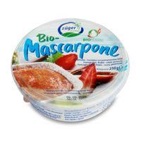 Mascarpone, bio, Züger (250g)