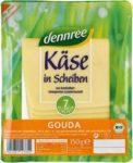 Gouda sajt, szeletelt, bio, Dennree (150g)