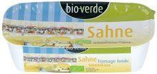 Dupla tejszínes krémsajt, bio, Bio Verde (175g) - 2021/07/12.