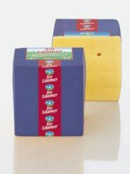 Edami sajt, egész, bio, ÖMA (ca. 1200g / db)