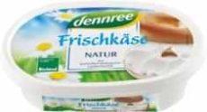 Bajor krémsajt (Frischkäse), natúr, bio, Dennree (150g)