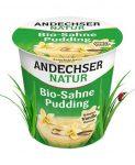Vaníliás krémpuding, bio, Andechser (150g) - 2021/03/30.