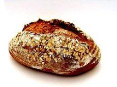 Zabos tönkölybúza kenyér, bio, Piszkei Öko