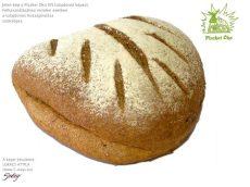 Tarsoly kenyér, bio, Piszke (500g)