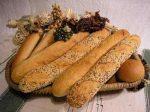 Magvas bagett, bio, Piszkei Öko (250 g)