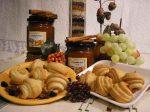 Mini croissant, bio, Piszke (120g) (4db/cs)