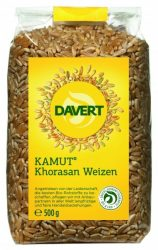 Kamut - ősi búzafajta, bio, Davert (1000g)