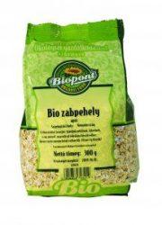 Zabpehely, aprószemű, bio, Biopont (300 g)