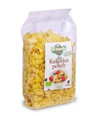 Corn flakes (kukoricapehely) natúr, cukormentes, bio, Biorganik