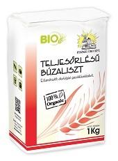 Teljes kiőrlésű búzaliszt, GL-200, bio, Piszkei Öko (1000 g)