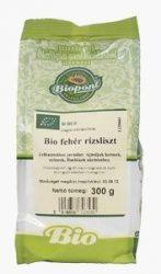 Fehér rizsliszt, bio, Biopont (300g)