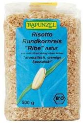 Rizotto rizs, natur, bio, Rapunzel (500 g)