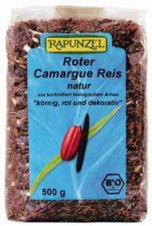 Vörös camargue rizs, bio, Rapunzel (500 g)