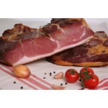 Sertés füstölt comb, darabolt, nitrit mentes, vákuumcsomagolt, bio Széles Hús (HU)