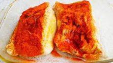 Csécsi szalonna (paprikás főtt tokaszalonna), nitritmentes, bio, Széles Hús